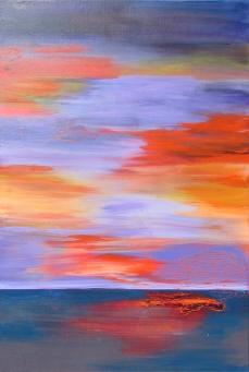 Dawn of Creation 24 x 36