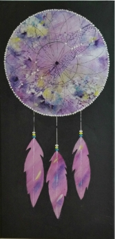 (SOLD) Dream catcher 02
